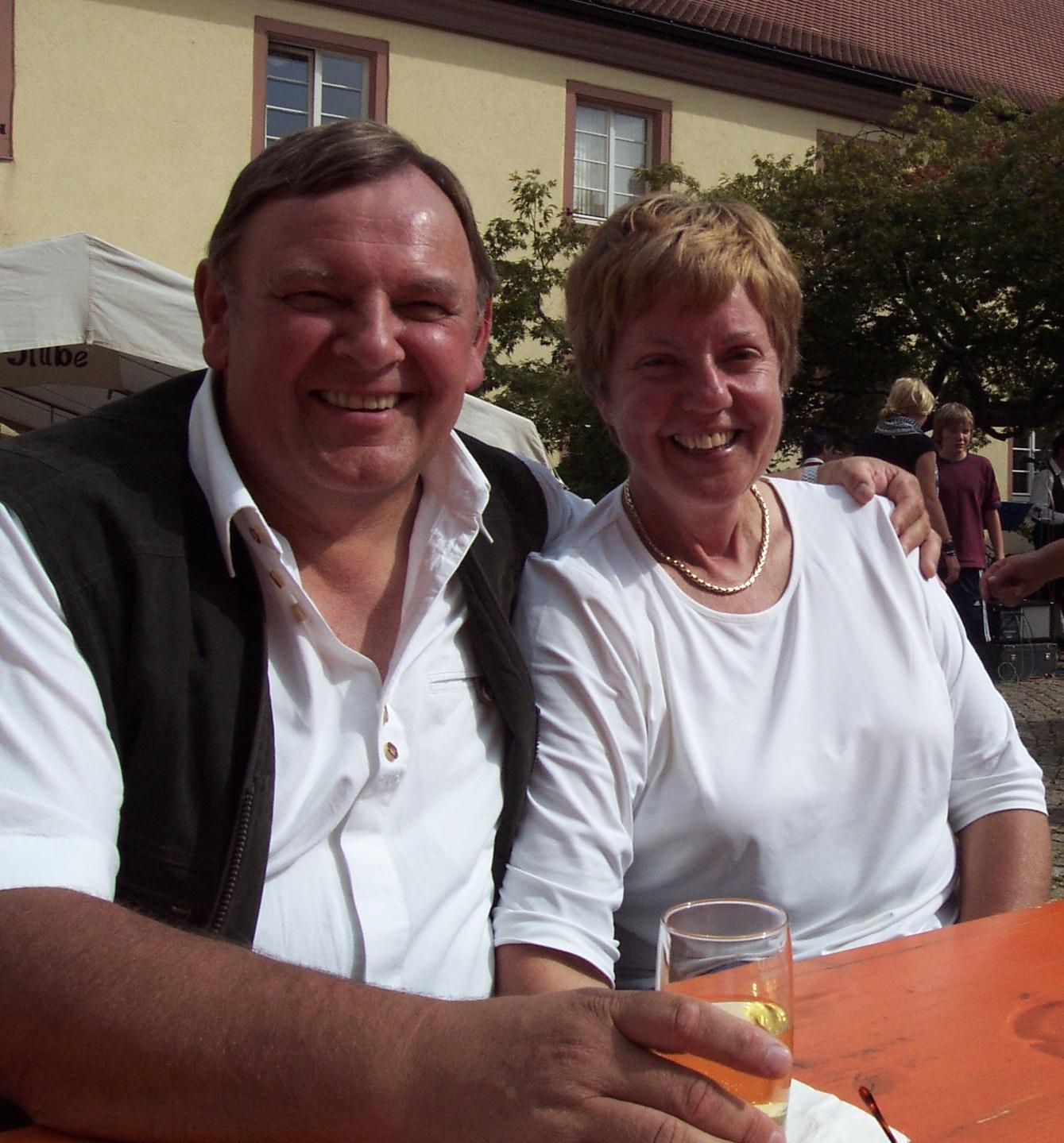 Roswitha & Linus Lorsbach